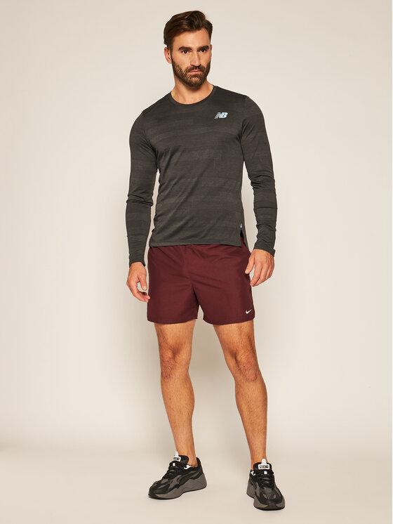 Nike Nike Szorty kąpielowe Essential NESSA560 Bordowy Standard Fit