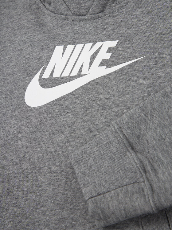 Nike Nike Džemperis Sportswear BV2717 Pilka Regular Fit