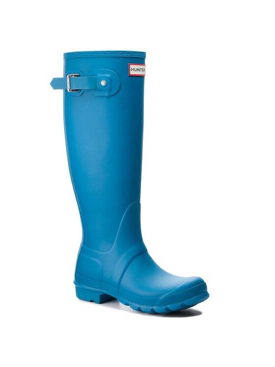 Hunter Guminiai batai Org Tall WFT1000RMA Mėlyna