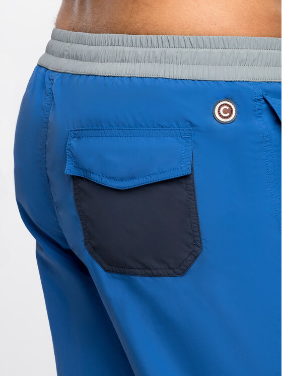 Colmar Colmar Σορτς κολύμβησης Blank 7257 5SE Σκούρο μπλε Regular Fit