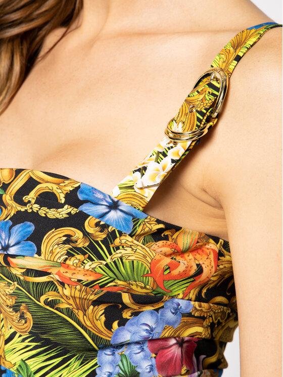 Versace Jeans Couture Versace Jeans Couture Φόρεμα κοκτέιλ D2HVA425 Έγχρωμο Slim Fit