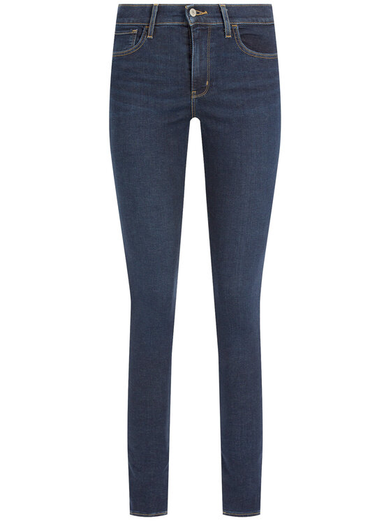 Levi's® Levi's® Jeansy 720™ High Rise 52797-0002 Granatowy Super Skinny Fit