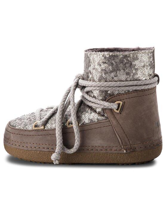 Inuikii Inuikii Pantofi Boot 70101-9 Gri