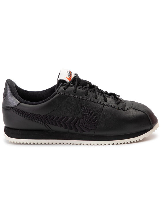 Nike Nike Batai Cortez Basic Prm Emb (Gs) AV1336 001 Juoda