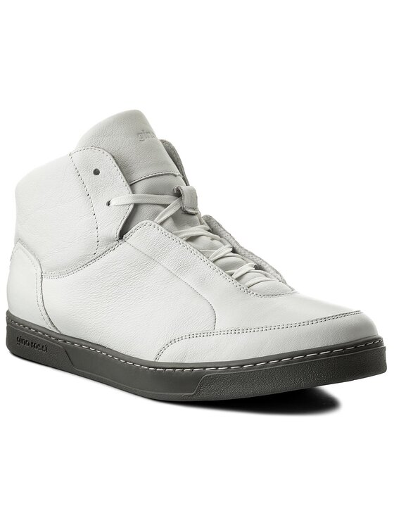 Gino Rossi Gino Rossi Sneakersy Dex MTU002-S32-XB00-1100-T Bílá