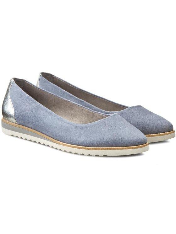 Tamaris Tamaris Chaussures basses 1-24225-36 Gris
