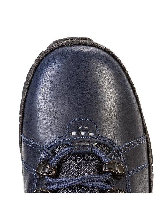 New Balance New Balance Šnurovacia obuv Classics H754LFN Tmavomodrá