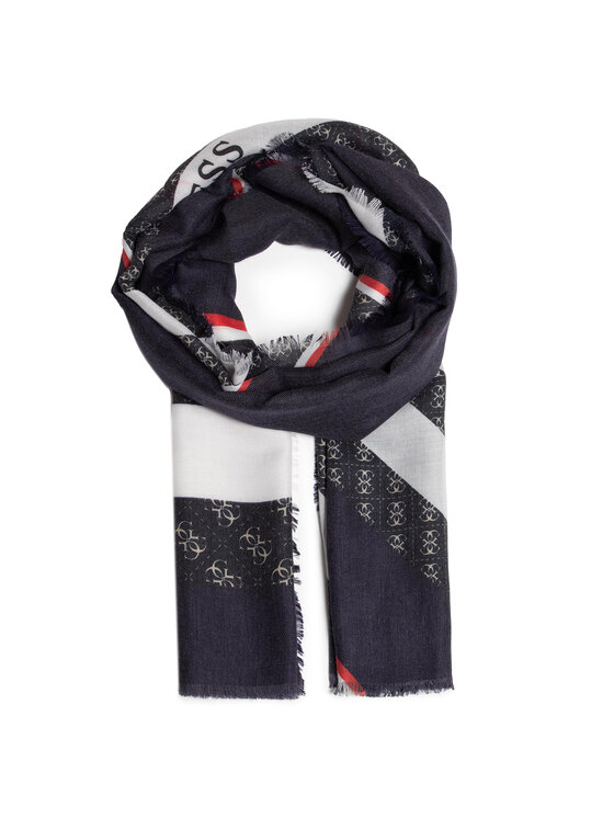 Guess Guess Szal Not Coordinated Scarves AM8601 POL03 Granatowy