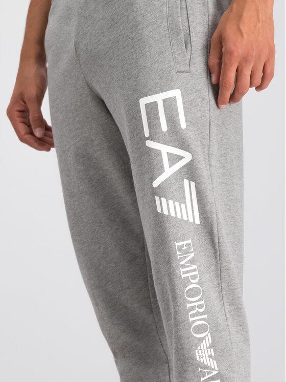 EA7 Emporio Armani EA7 Emporio Armani Παντελόνι φόρμας 8NPPC1 PJ05Z 3908 Γκρι Regular Fit