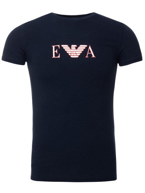 Emporio Armani Underwear Emporio Armani Underwear T-Shirt 111035 9P523 00135 Tmavomodrá Regular Fit