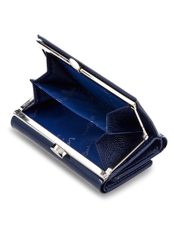 Pierre Cardin Pierre Cardin Malá dámska peňaženka 05 LINE 117 Modrá