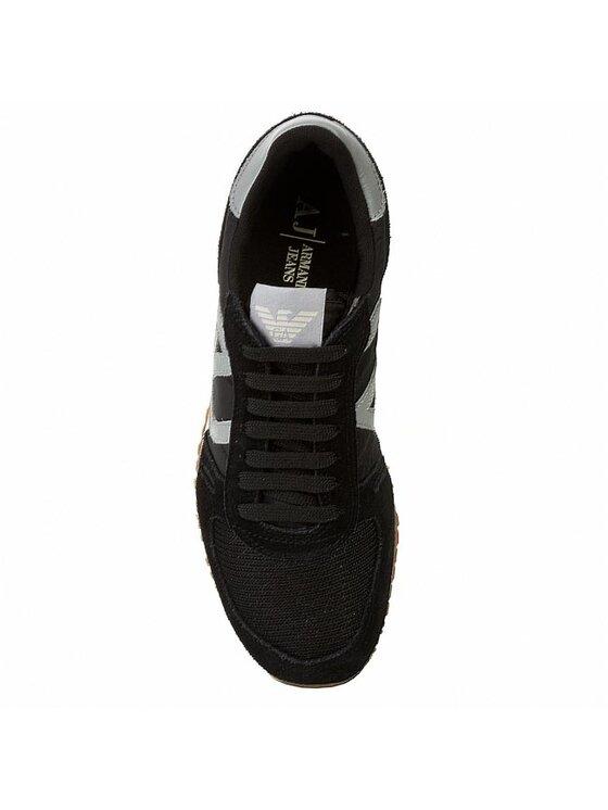 Armani Jeans Armani Jeans Poltopánky Z6524 26 12 Čierna