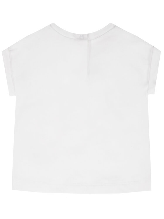 Liu Jo Kids Liu Jo Kids Komplet T-Shirt i szorty sportowe HA0030 J0088 Kolorowy Regular Fit