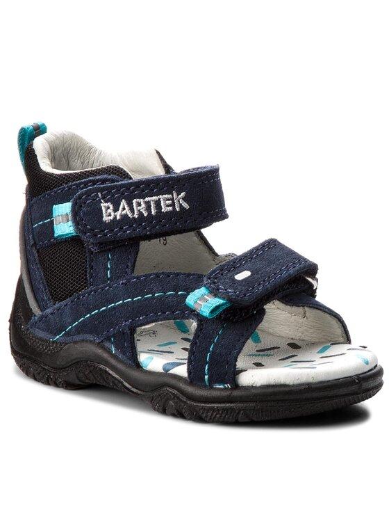 Bartek Bartek Sandály 31915/SM0 Tmavomodrá