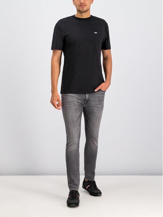 Tommy Jeans Tommy Jeans Тишърт Classic DM0DM06061 Черен Regular Fit