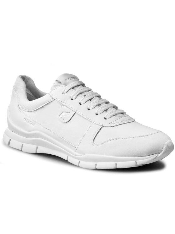 Geox Geox Sneakers D Sukie A D52F2A 00085 C1001 Alb