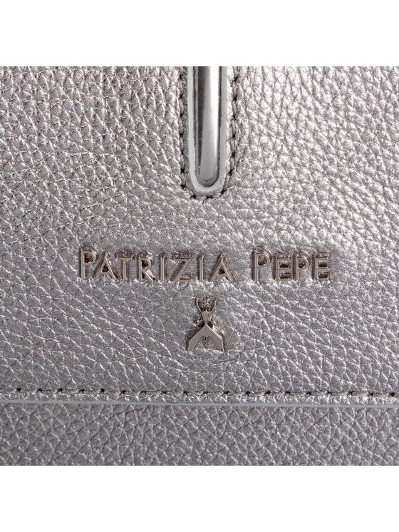 Patrizia Pepe Patrizia Pepe Saszetka nerka 2V8967/A4U8-S560 Srebrny