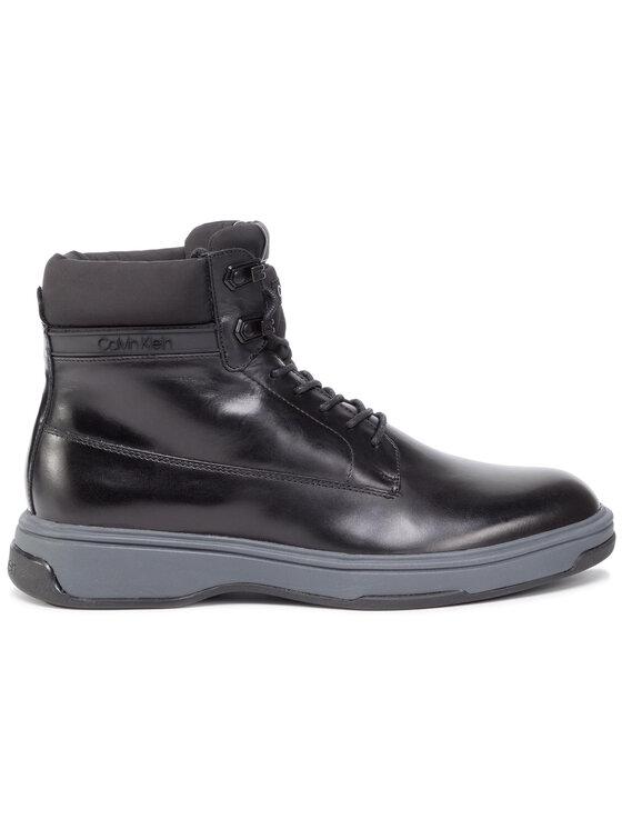 Calvin Klein Calvin Klein Kotníková obuv Phyfe B4F1173 Černá