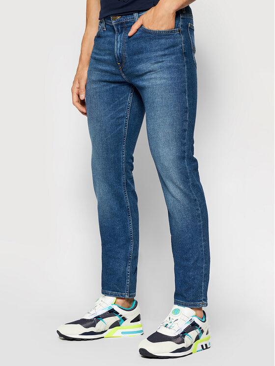 Lee Lee Jeans Slim Fit Rider L701ROEM Blu Slim Fit