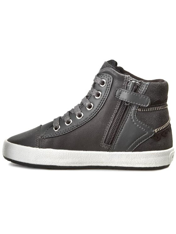 Geox Geox Обувки J Witty D J54C8D 04322 C9002 Сив