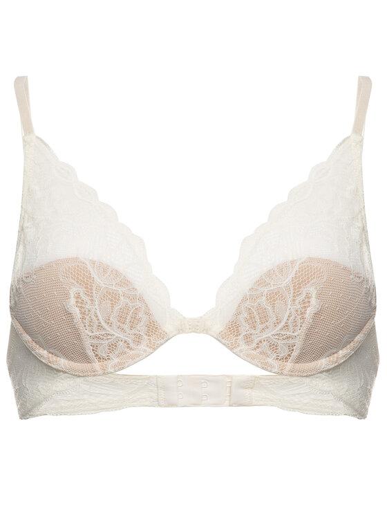 Calvin Klein Underwear Calvin Klein Underwear Reggiseno con ferretto Seductive Comfort 000QF1436E Bianco