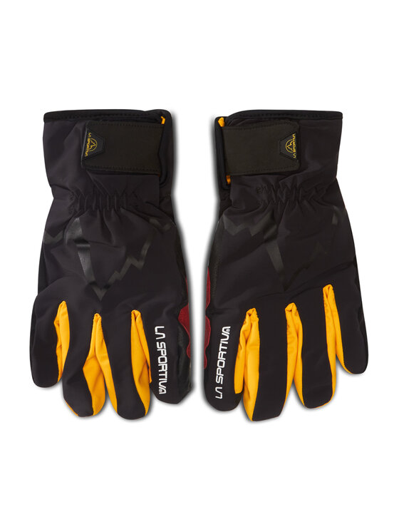 La Sportiva Slidinėjimo pirštinės Skimo Gloves Evo T45999100 Juoda