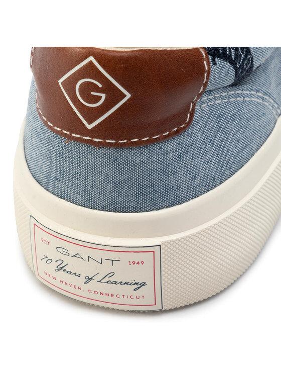 Gant Gant Tenisky Long Beach 19538868 Modrá