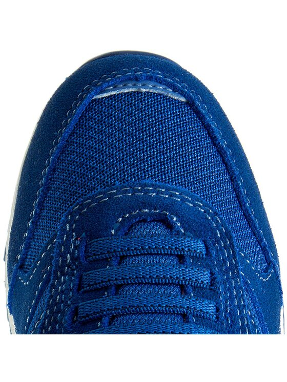 Geox Geox Félcipő J Maisie G. B J6203B 01122 C4011 Kék