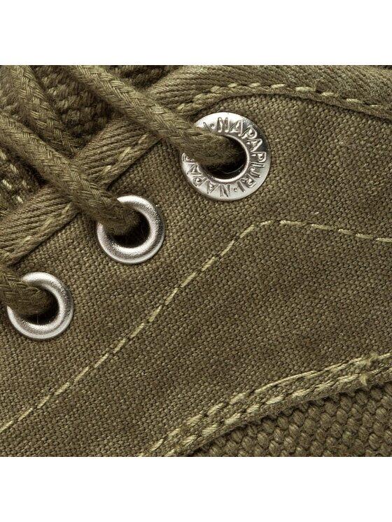 Napapijri Napapijri Laisvalaikio batai Jakob 16838549 Žalia