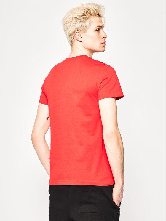 Versace Jeans Couture Versace Jeans Couture T-shirt B3GVB7TA Rouge Regular Fit