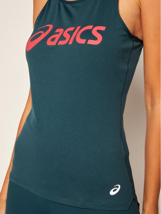Asics Asics Funkční tričko Silver Tank 2012A468 Modrá Regular Fit