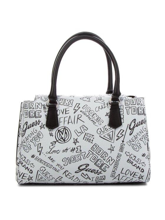 Guess Guess Handtasche HWGF68 76060 Weiß