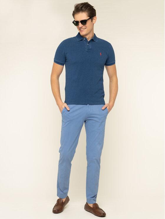 Polo Ralph Lauren Polo Ralph Lauren Polo 710536856 Σκούρο μπλε Slim Fit