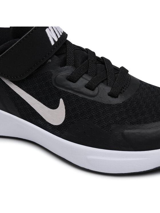 Nike Nike Buty Wearallday (PS) CJ3817 002 Czarny