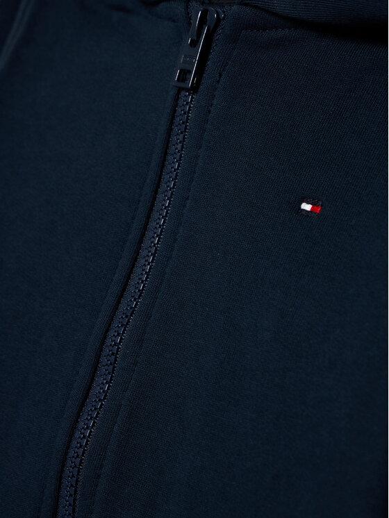 Tommy Hilfiger Tommy Hilfiger Bluza Essential KB0KB06341 M Granatowy Regular Fit