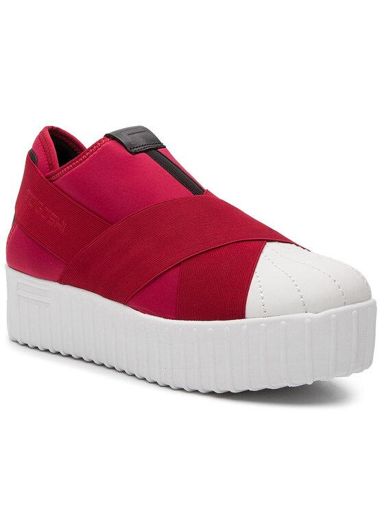 Togoshi Laisvalaikio batai FESSURA TG-08-02-000046 Raudona