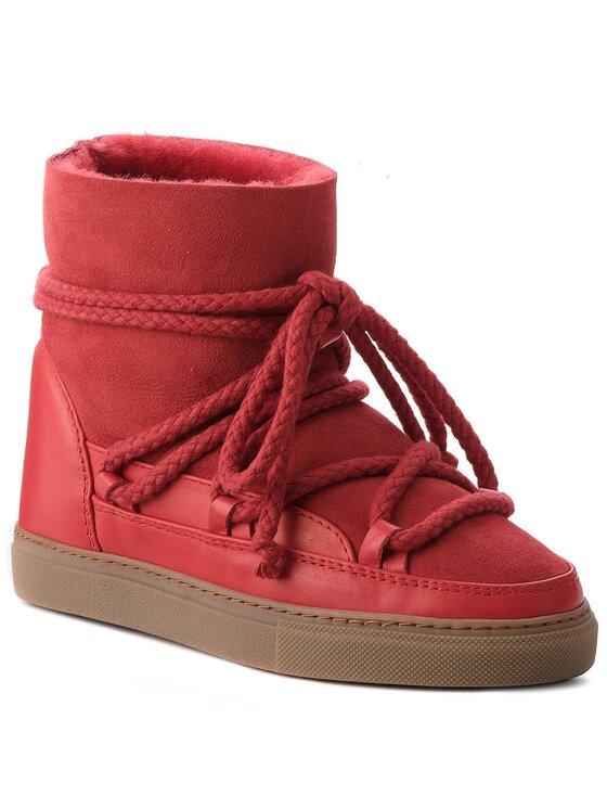 Inuikii Batai Sneaker Classic 70202-5 Raudona