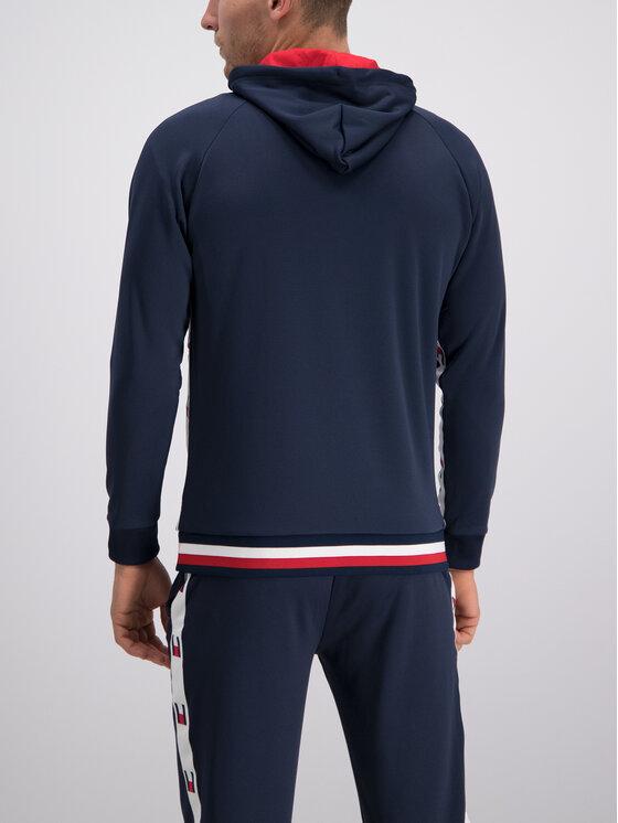 Tommy Sport Tommy Sport Sweatshirt S20S200137 Dunkelblau Regular Fit
