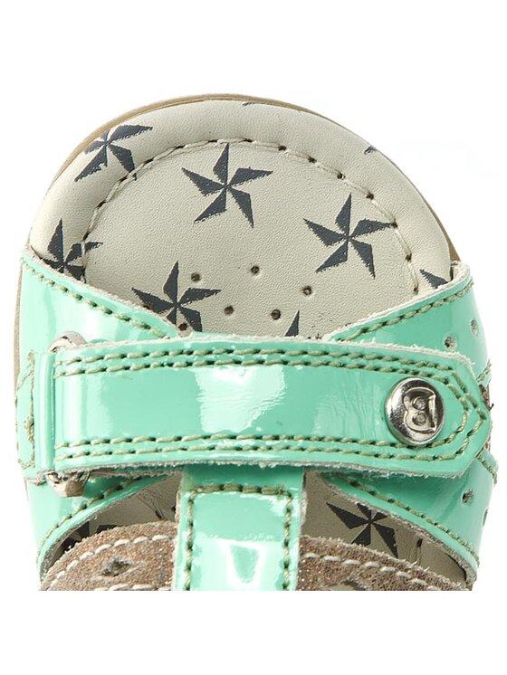 Bartek Bartek Sandále 61836-1C2 Zelená