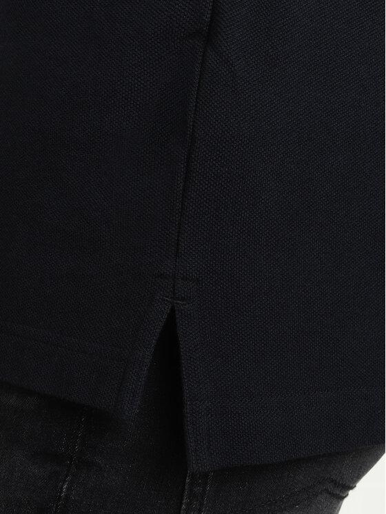 Tommy Jeans Tommy Jeans Тениска с яка и копчета Tjw Badge DM0DM07456 Черен Regular Fit