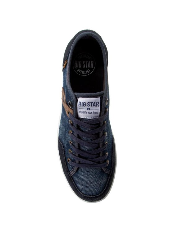 BIG STAR BIG STAR Sneakers W174248 Blu scuro
