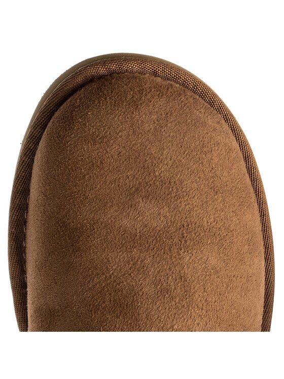 Ugg Ugg Cipő W Mini Bailey Button Poppy 1092295 Barna