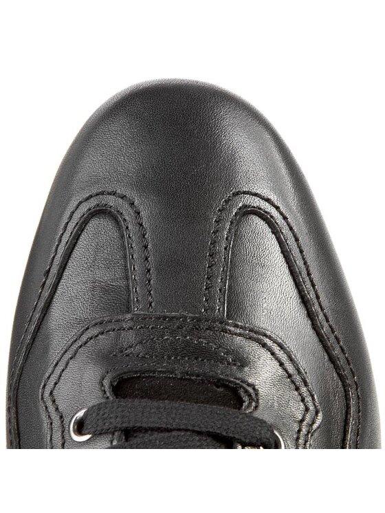 Guess Guess Laisvalaikio batai Teodor FM4TEO LEA12 Juoda