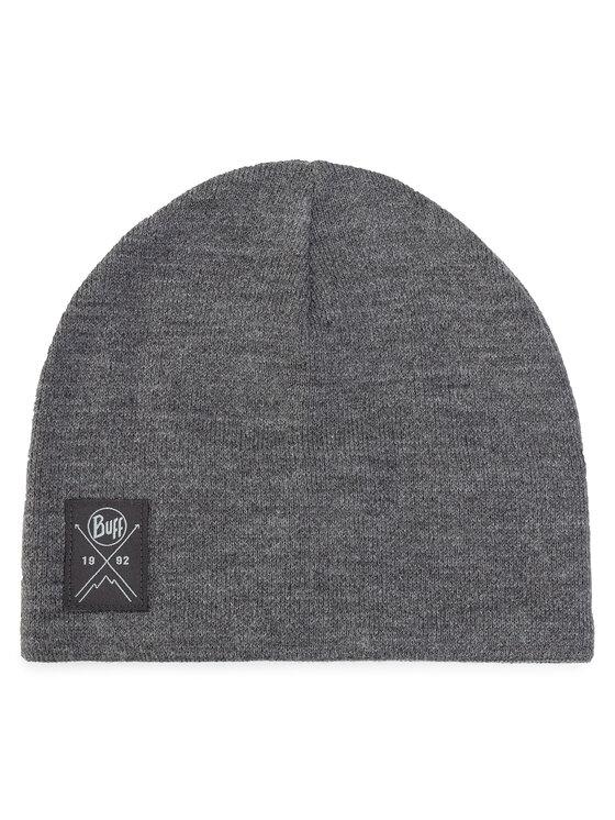 Buff Kepurė Knitted & Polar Hat 113519.937.10.00 Pilka