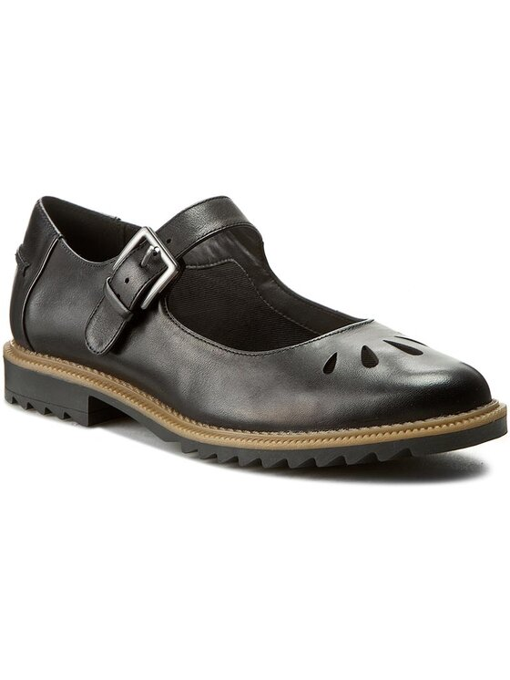 Clarks Clarks Chaussures basses Griffin Marni 261229514 Noir