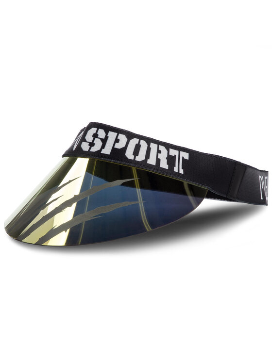 Plein Sport Snapelis Visor Hat 000 MAC0396 STE003N Auksinė