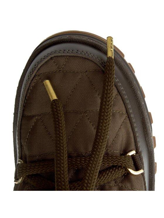 Tommy Hilfiger Tommy Hilfiger Chaussures Wanda 6D FW56822020 Vert