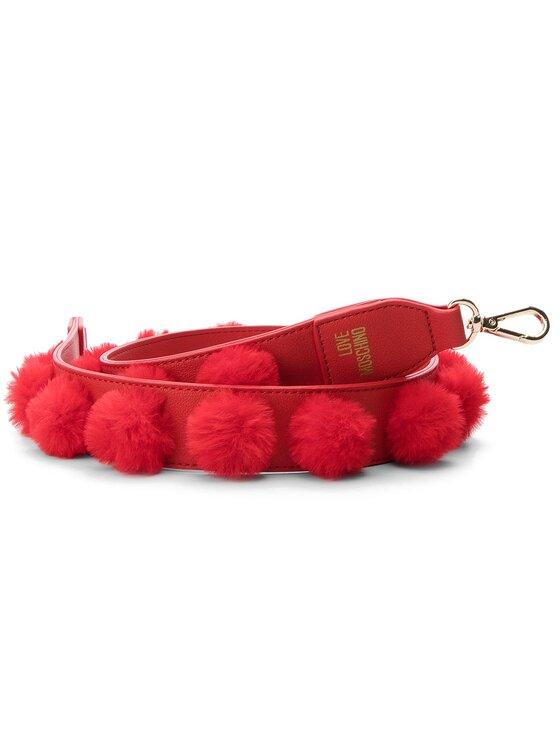 LOVE MOSCHINO LOVE MOSCHINO Сменяема дръжка за чанта JC6400PP06KL050A Червен