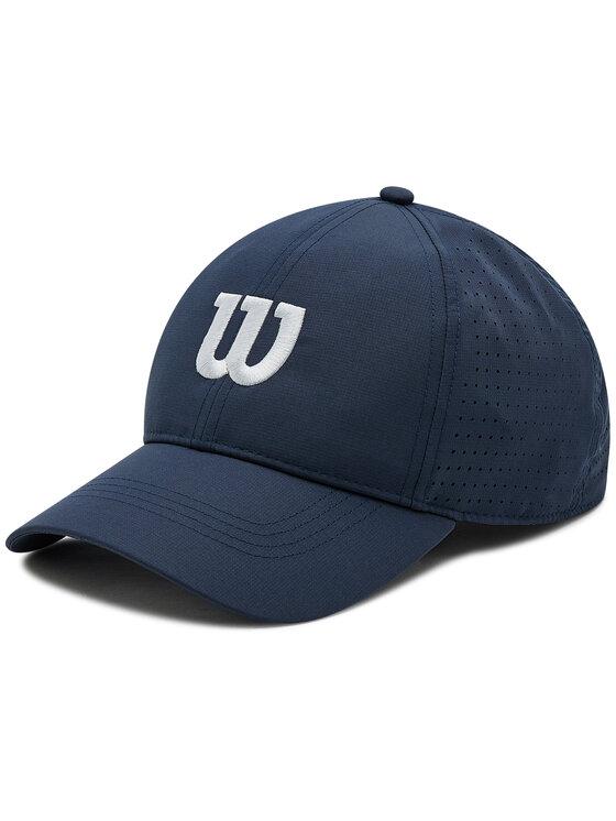 Wilson Kepurė su snapeliu Ultralight Tennis Cap WRA777106 Tamsiai mėlyna