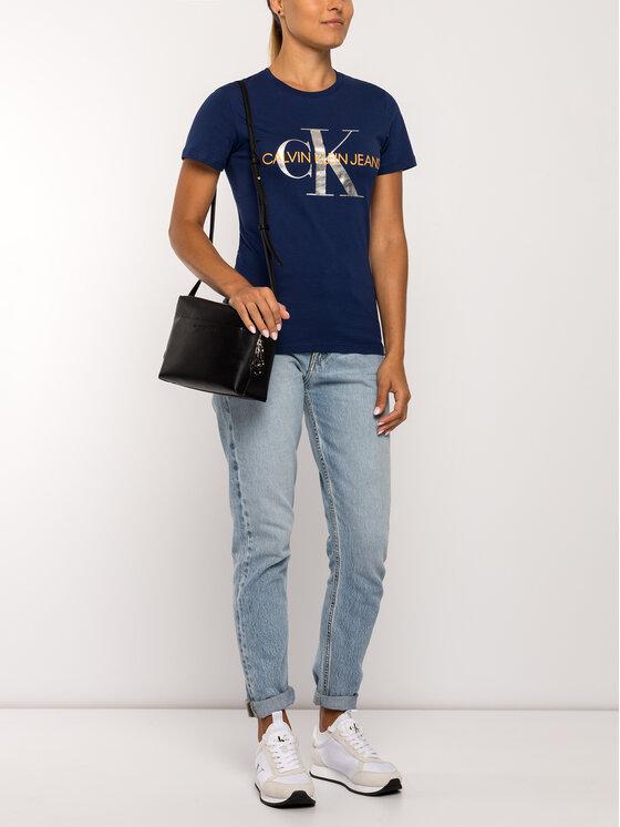 Calvin Klein Jeans Calvin Klein Jeans Torebka Box Camera Bag K60K605779 Czarny